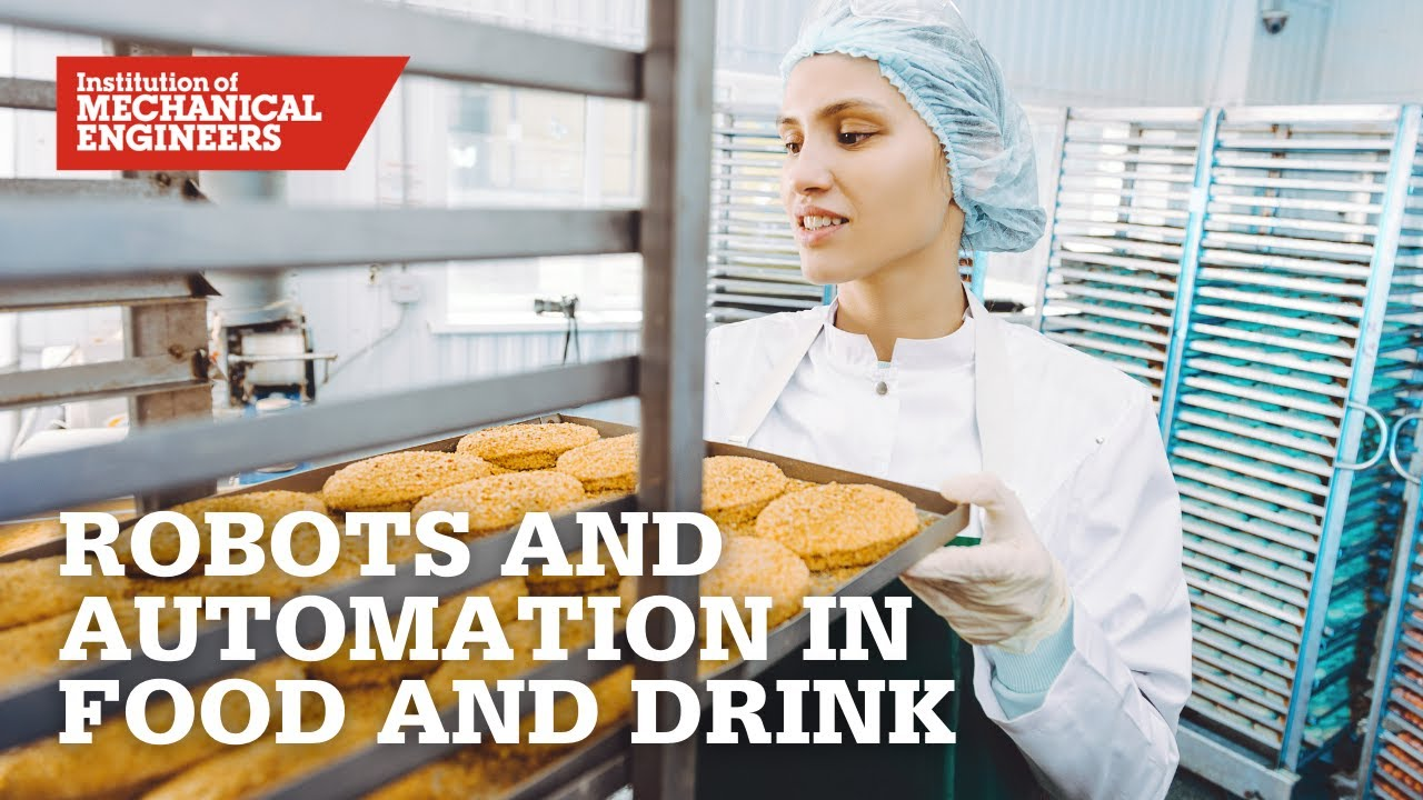 Robots and Automation in Food and Drink