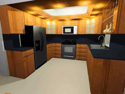 Best Modular Kitchen Designs In 3d By India 39 S Largest Modular Kitchen Agency Youtube
