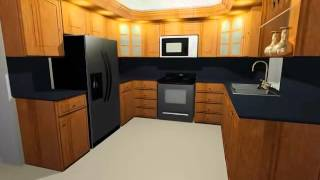 Best Modular Kitchen Designs in 3D by India's Largest Modular Kitchen Agency
