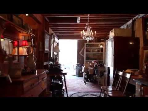 Tossed & Found - Antiques and Eccentricities