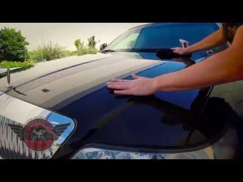 How To: Detail a Black Limousine - Chemical Guys Blacklight Hybrid V7