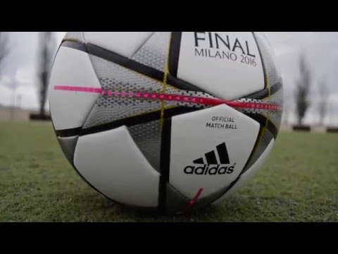 Test Adidas Finale Milano 2016 OMB - TeamDFSpain