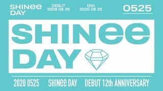 Dozen of Years with SHINee - SHINee 12th Anniversary