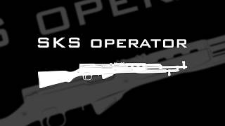 SKS Operator T-shirt | Commercial