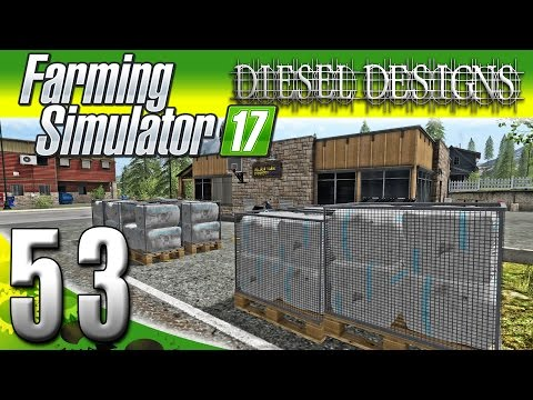 Farming Simulator 2017 Gameplay :EP53: Wool! The Real Cash Crop! (PC HD Goldcrest Valley)