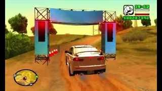 Rally Race Track for GTA SA Maps mods with downloa