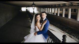 свадебный клип Данила & Вики