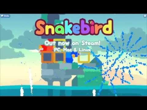 Snakebird Release Trailer