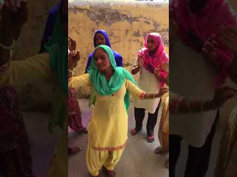 Desi Style Haye Ni Haye Nakhra Tera Ni Ladies Song Dance
