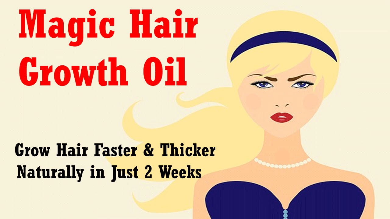 how to get thicker hair in 2 weeks