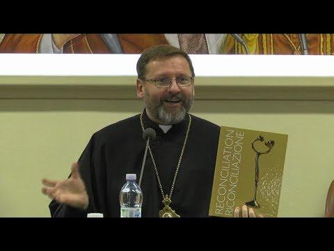 Leader of Ukrainian Greek Catholic Church presents Polish-Ukrainian reconciliation award
