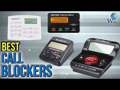 9 Best Call Blockers 2017