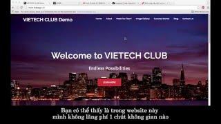 Hướng Dẫn Tạo Một Website Miễn Phí Wordpress 2016