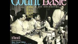 "Count Basie And His Orchestra - Little Dog (announced as ""Far Cry"") (featuring Wardell Gray)"