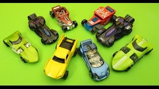 Diecast Hot Wheels VS McDonald's Hot Wheels (Team Hot Wheels)