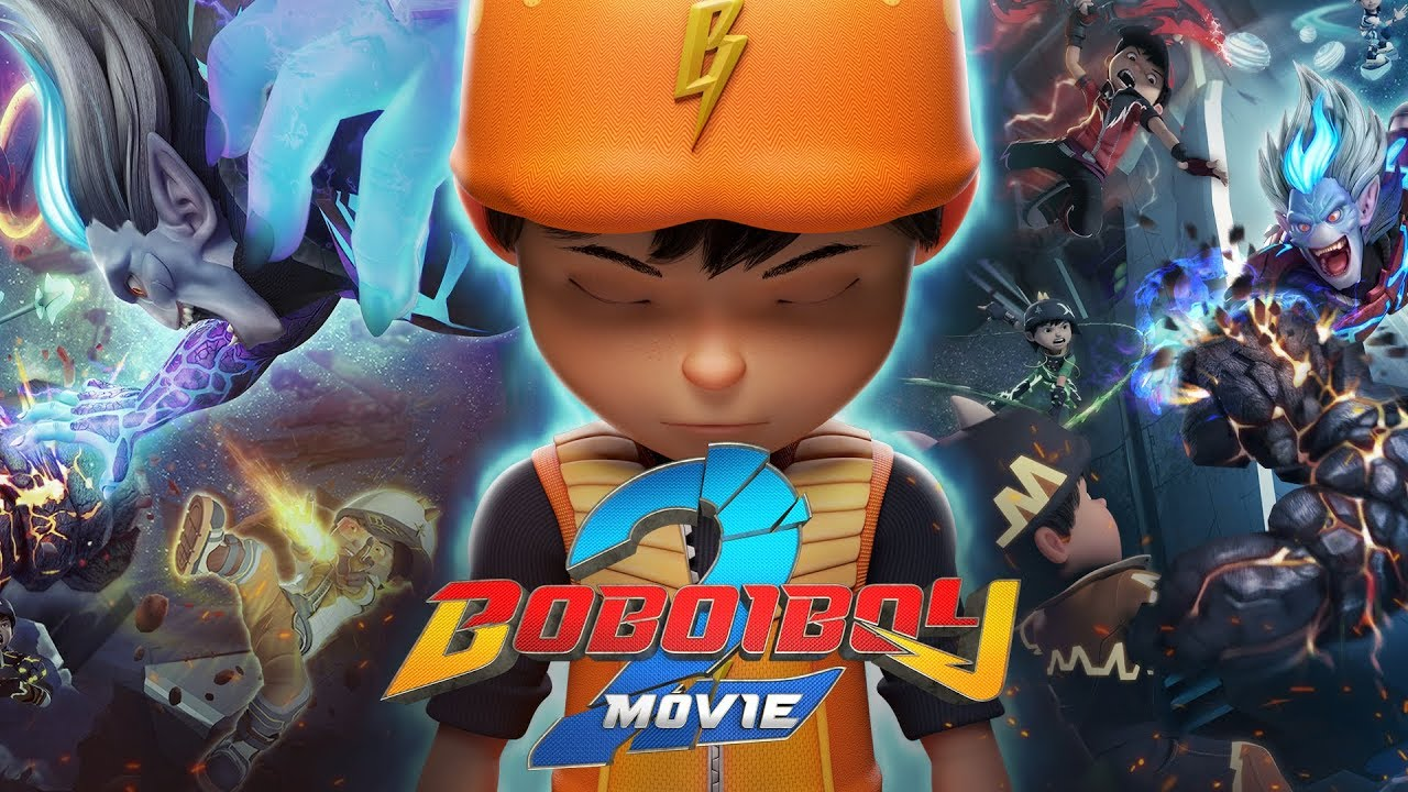 Boboiboy Movie 2 Poster Reveal Youtube