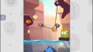 Детская Игра Мультфильм - Ам Ням 2, Новое приключение. Cut The Rope 2, New adventure #5