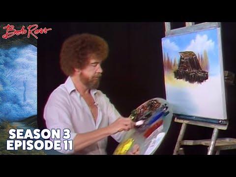 Bob Ross - Rustic Barn (Season 3 Episode 11)