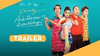 Trailer | Parody Anh Đợi Em Được Không - Cát Phượng, Kiều Minh Tuấn, Tiến Luật