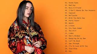 Download lagu Billie Eilish Greatest Hits Full Album 2019 - Best Songs Of Billie Eilish full playlist 2019