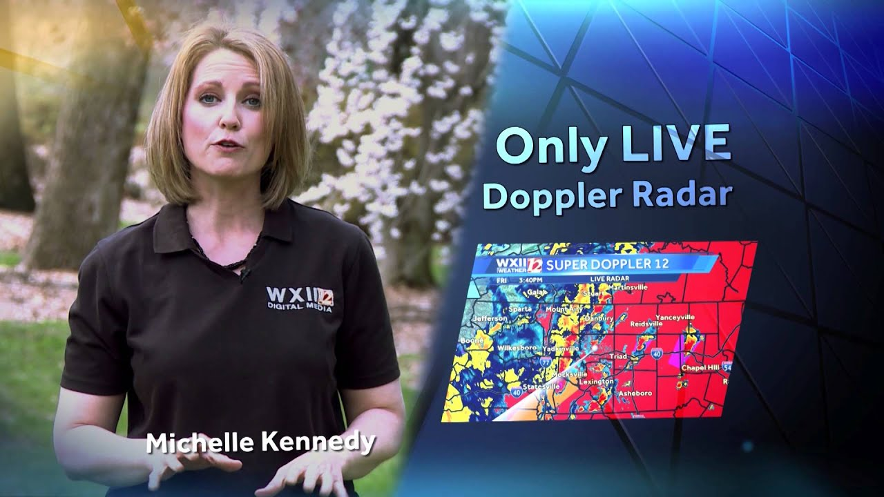 WXII-12 SEVERE WEATHER PROMO HD