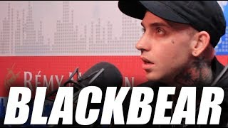 Blackbear talks almost dying, Digital Druglord's success, Mansionz, & more w/ Bootleg Kev