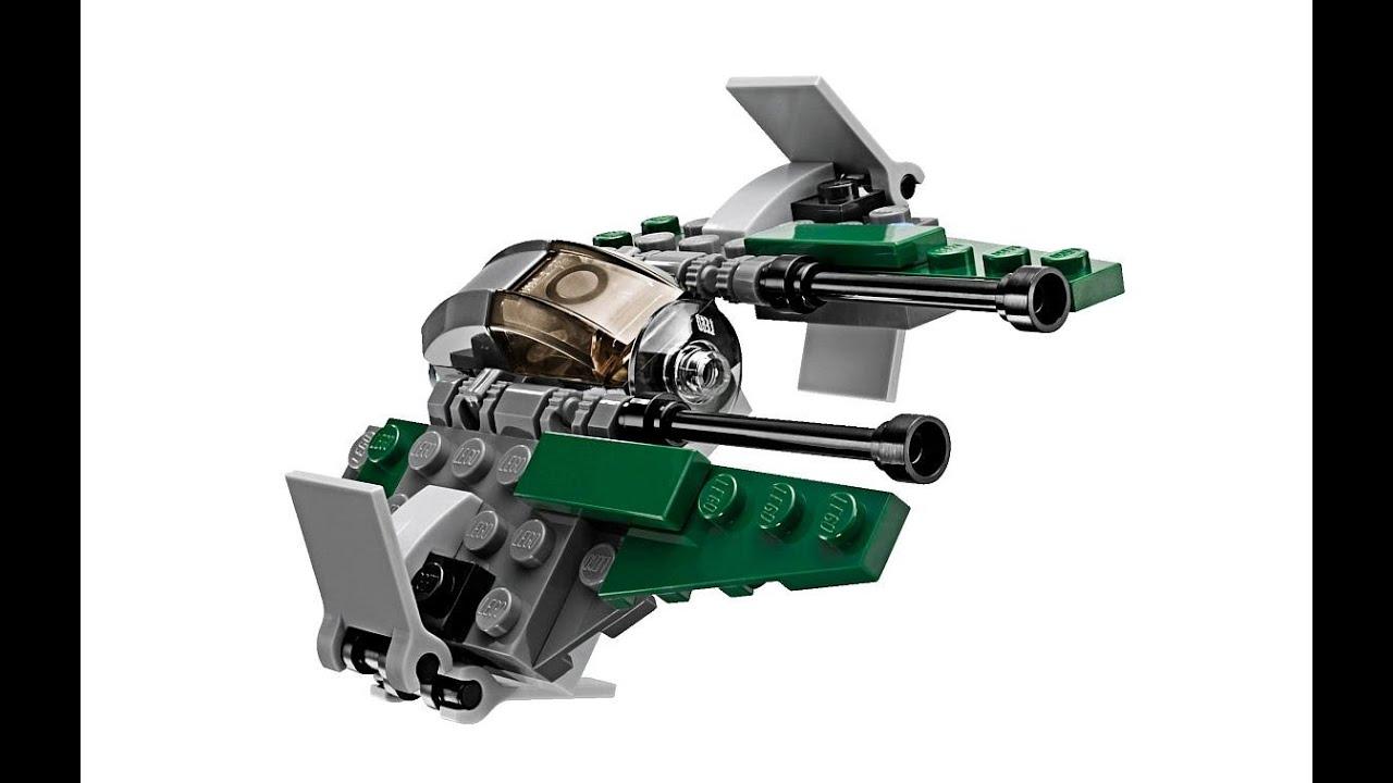 LEGO Star Wars ANAKIN/'S JEDI INTERCEPTER 30244 polybag BRAND NEW