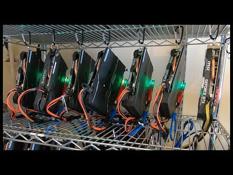 April Mining Farm Update