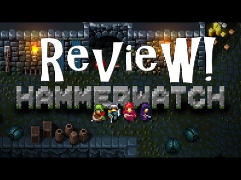 Hammerwatch Review