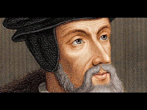 Will Durant---John Calvin