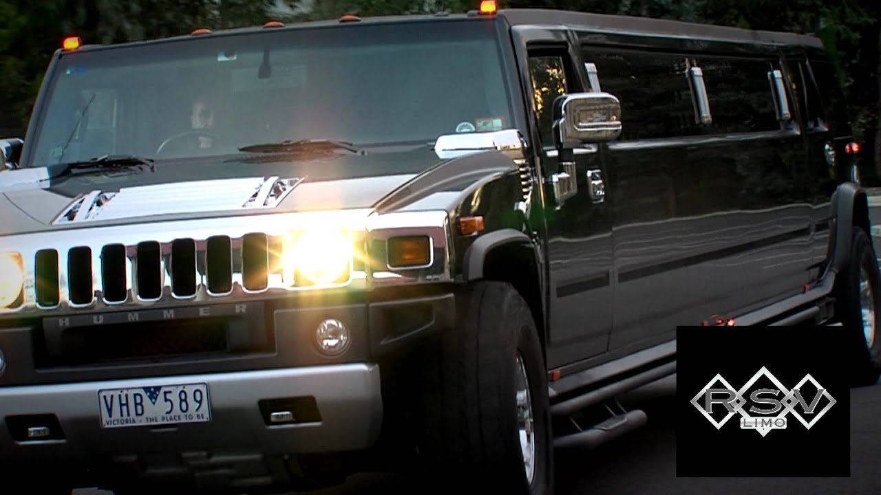 Limo Hire Melbourne Stretch Hummer Limo Hire