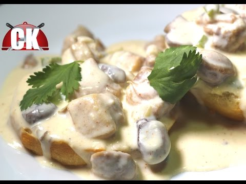 Chicken A La King - Chef Kendra's Easy Cooking!