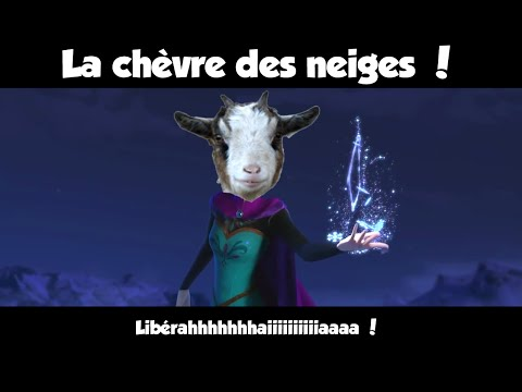 La Chèvre des Neiges..