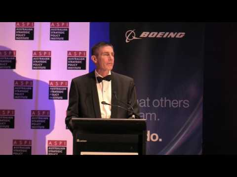 LTGEN Angus Campbell, Chief of Army, address to ASPI National Security Dinner