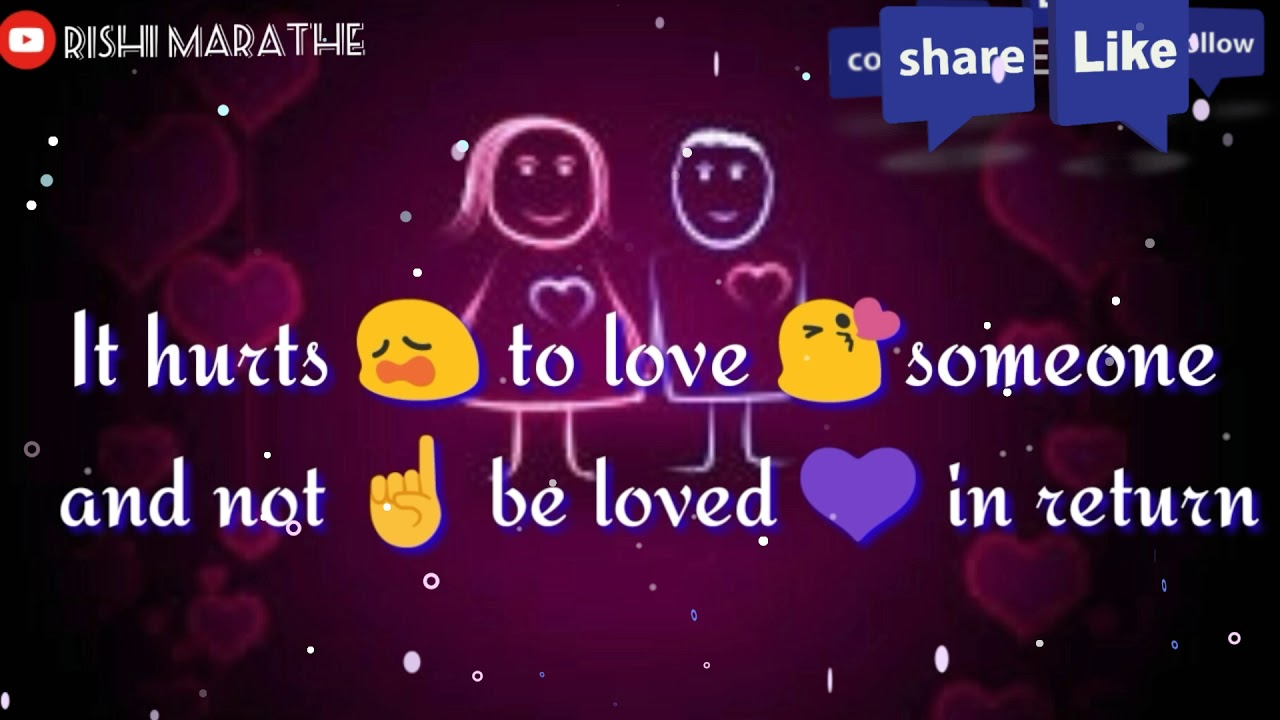 Return To Love Quotes Love Quotes Whatsapp Status Video  Youtube