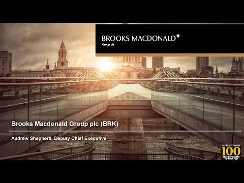 Brooks Macdonald - BRK - trading update 26th January 2016