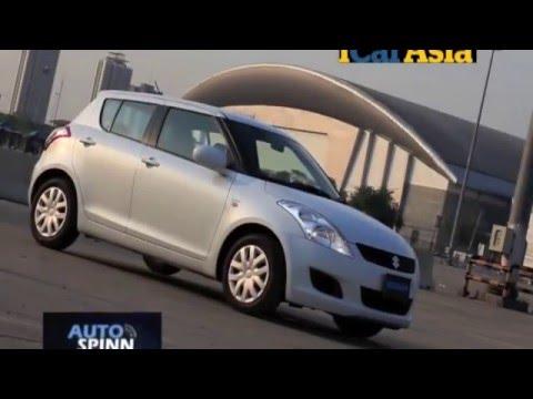 รีวิว 2013 Test Drive Suzuki Swift GL/MT : ขับทดสอบ ซูซูกิ สวิฟท์ เกียร์แมนนวล