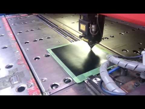 天然ゴム 板厚2mm フランジ用パッキン製作