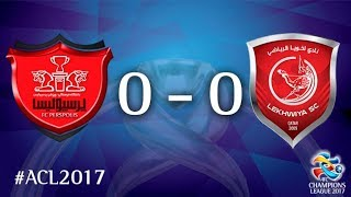 Video Gol Pertandingan Persepolis vs Lekhwiya