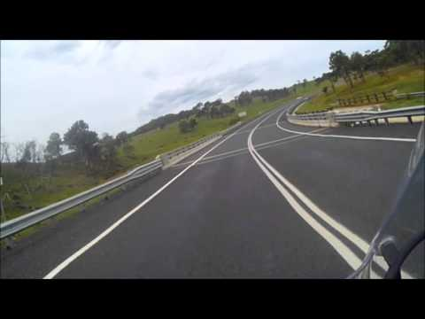 Great Rides of Northern New South Wales - Waterfall Way