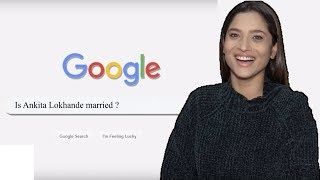 Ankita Lokhande Answer The Most Googled Questions On Her | POP Diaries Exclusive