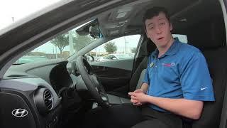 Car Review 2019 Hyundai Kona SEL