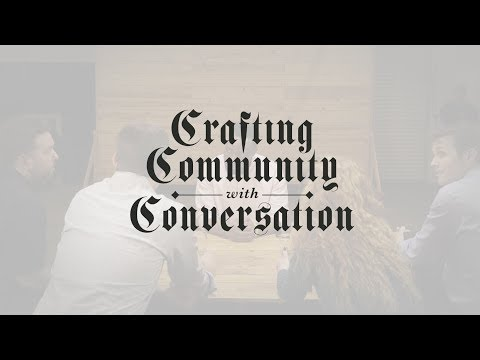 Crafting Community with Conversation - Episode 1 | SoccerCity