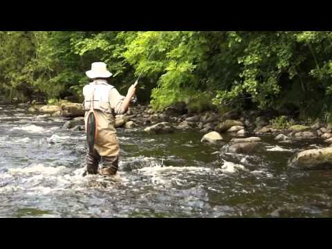 River Fly Fishing Techniques