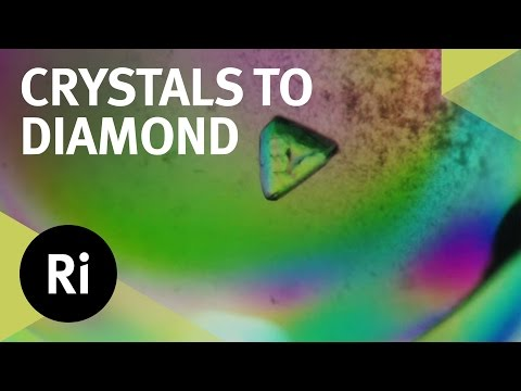 Understanding Crystallography - Part 2: From Crystals to Diamond