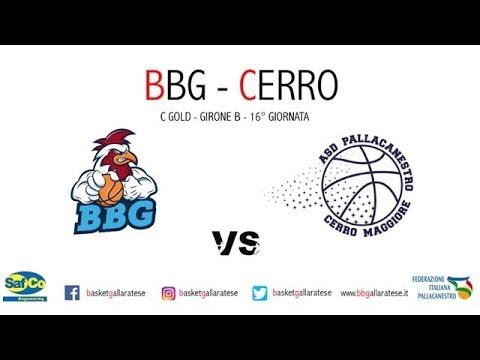 BBG Gallaratese - Cerro Maggiore 68-52