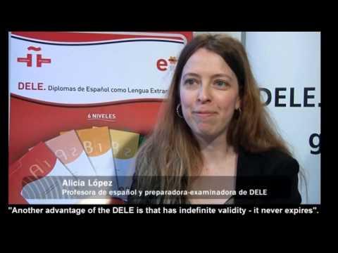 Exámenes DELE - Instituto Cervantes