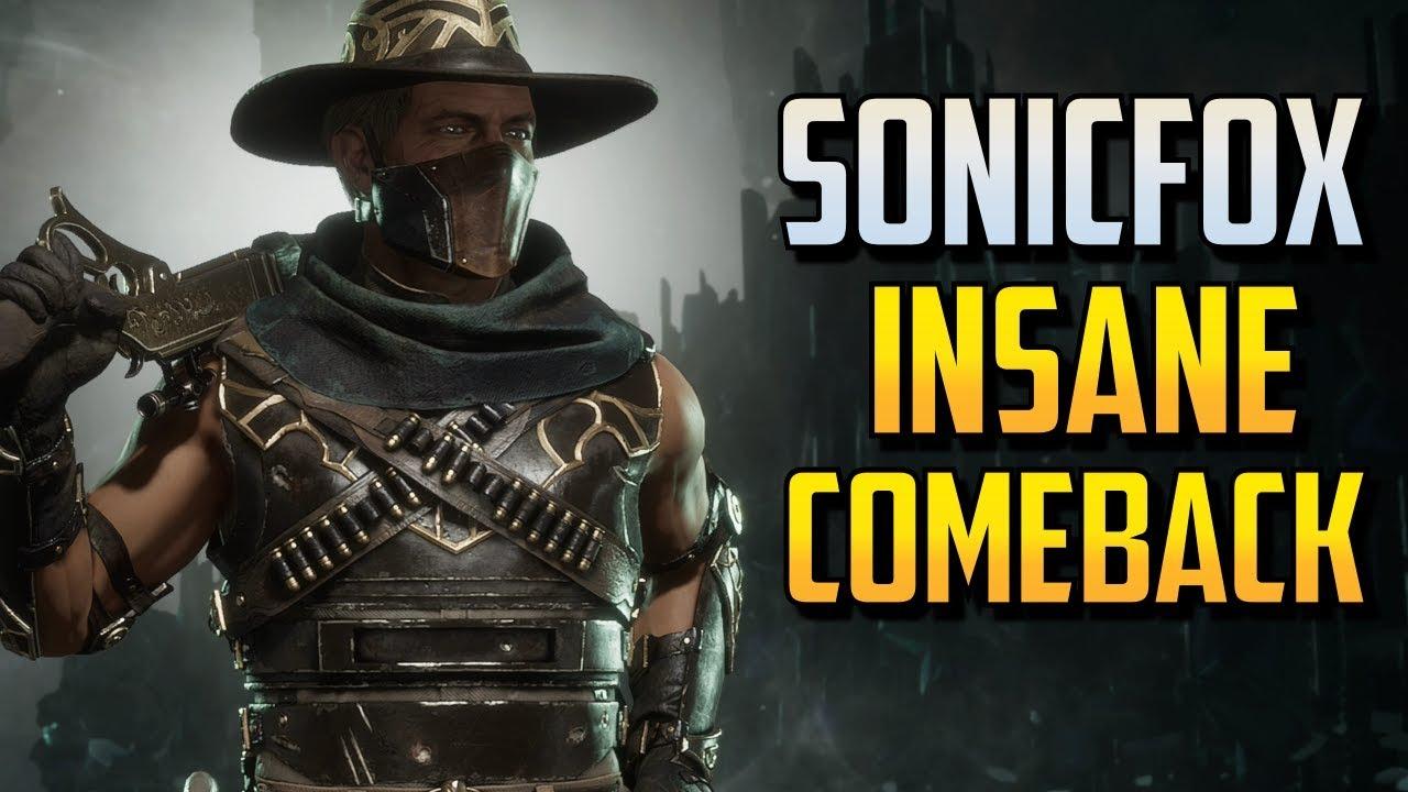 MK11 ▰  SonicFox Vs The #1 Ranked Player【Mortal Kombat 11】