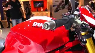 2017 Ducati Monster 1200 S StripeRed Special Series Pro Lookaround Le Moto Around The World