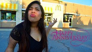 Surprise Anniversary Prank On Spoiled Girlfriend!!!